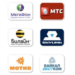 Операторы сотовой связи Яренска