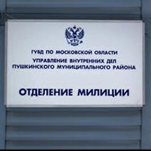 Отделения полиции Яренска