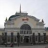 Железнодорожные вокзалы в Яренске
