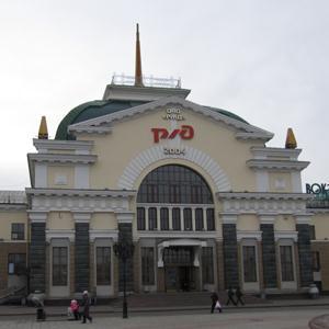 Железнодорожные вокзалы Яренска